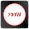 Putere 700w