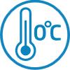 Zona 0°-3°C