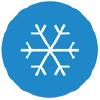 no frost freezer