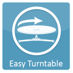 Easy Turntable