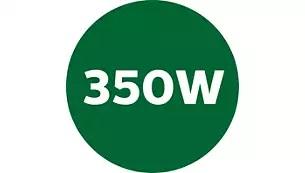 Motor puternic de 350 W pentru amestecuri fine