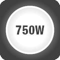 Putere 750W