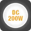 Motor DC 200W
