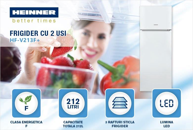 img descriere frigider Heinner HF-V213F+