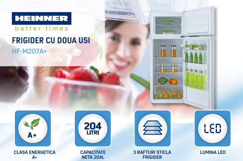 img descriere frigider heinner hf-m207a+