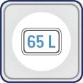 Volum 65 l