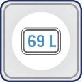 Volum 69 l