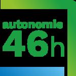autonomie 46 ore