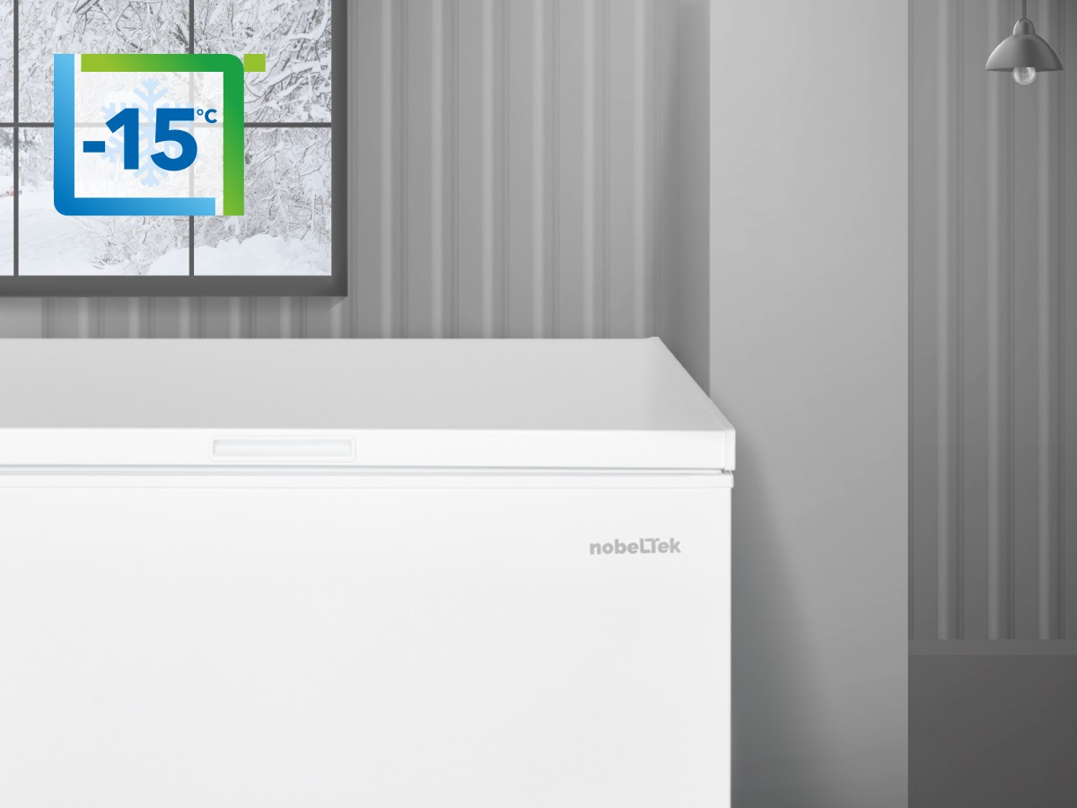 Functionare optima la -15 grade Celsius