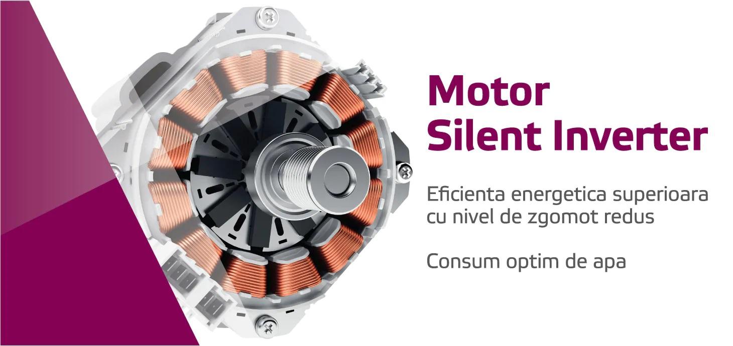 motor silent inverter