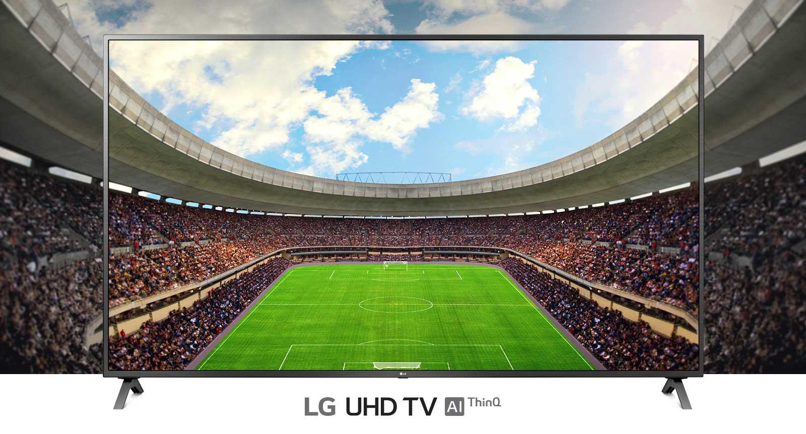 Televizorul cu 4K real