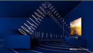 Dolby Vision şi Dolby Atmos