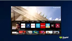 Philips TV Netflix Prime Video