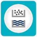 Indicator de filtru scame plin si rezervor colectare apa plin