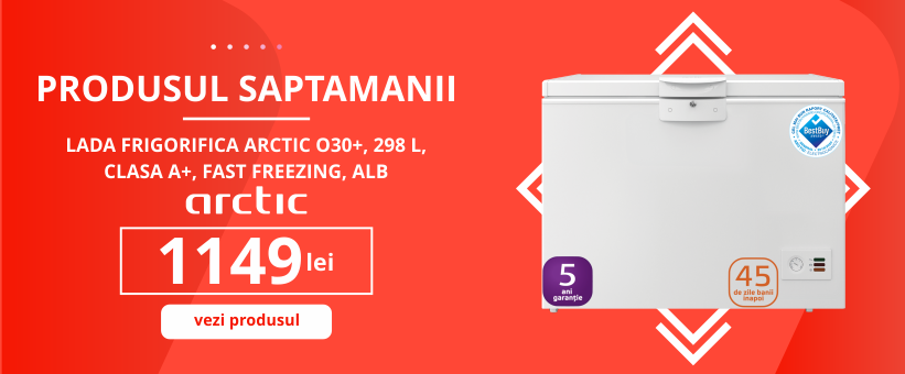 Promotia saptamanii Lada Arctic O30+