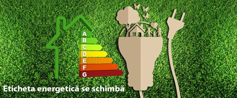 Eticheta energetica se schimba